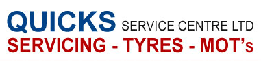 Quicks Service Centre Ltd Logo